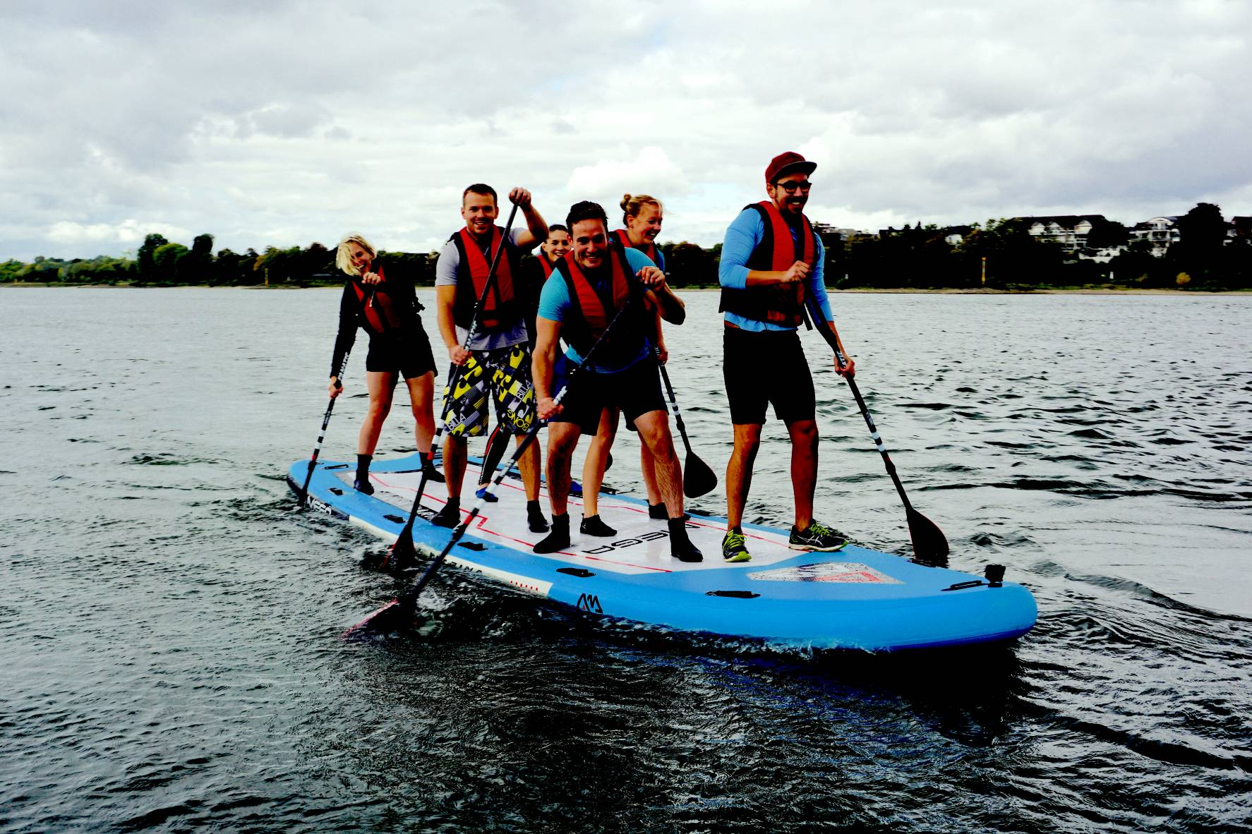 TeamSUP RB Adventuresports 4