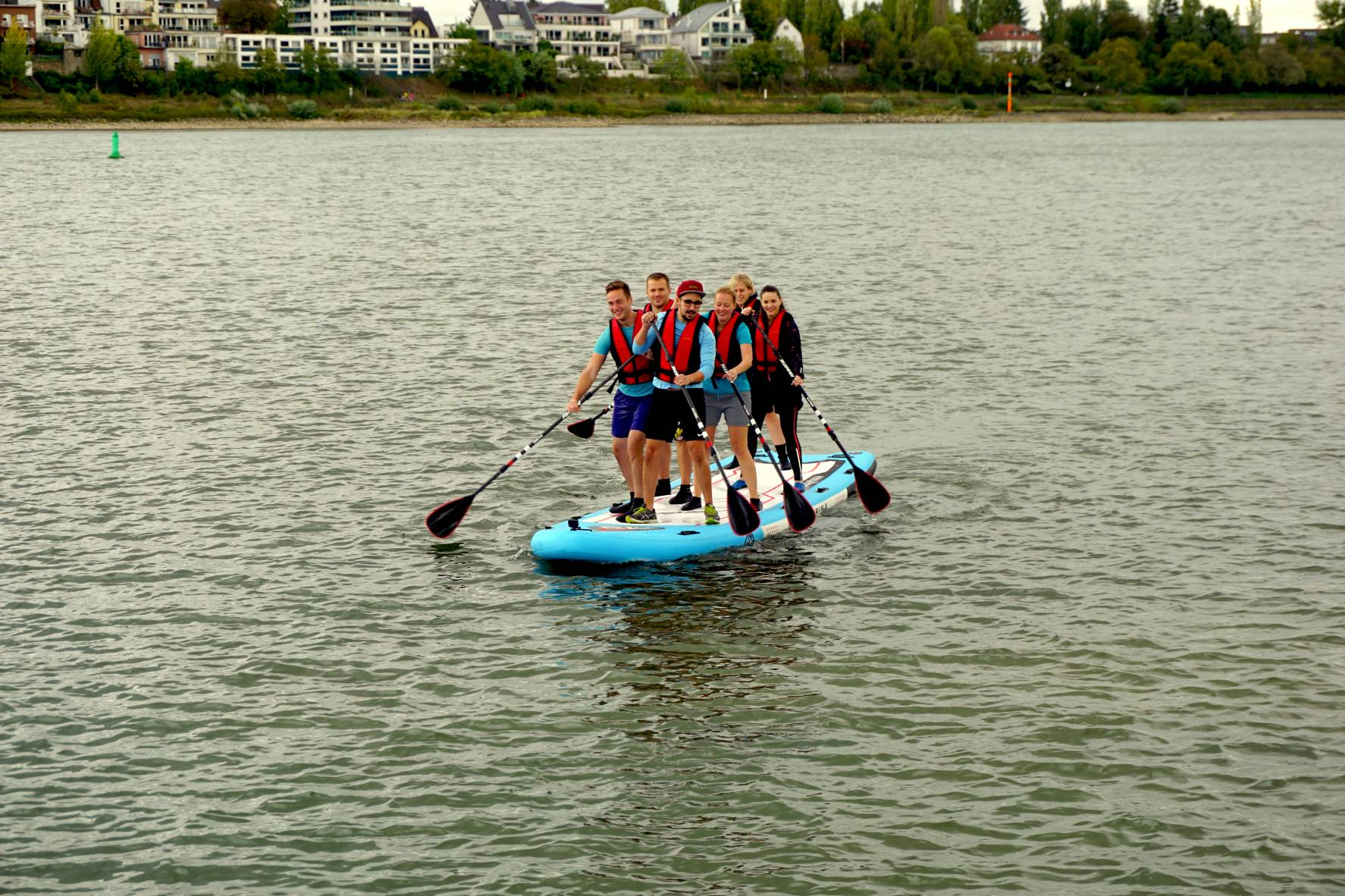 TeamSUP RB Adventuresports 2